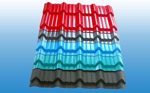彩钢瓦用途:全钢结构厂房框架,单面彩钢板钢结构厂房,多跨式钢结构